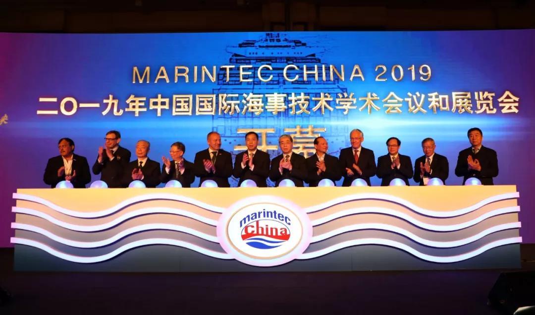 直击现场丨锁龙带您走进中国国际海事展